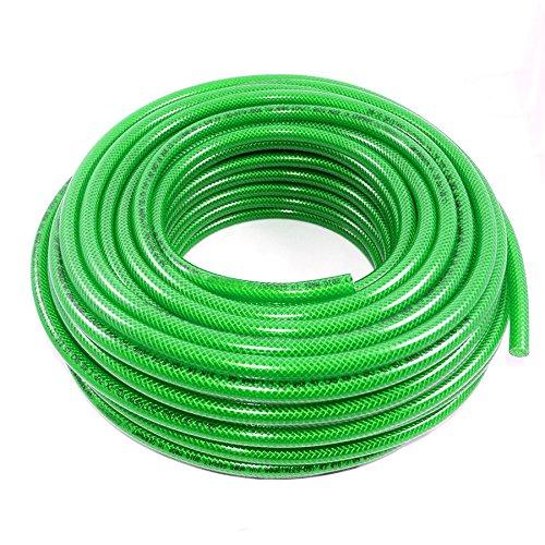 Guttasyn PVC-Schlauch Förderschlauch Druckluftschlauch Wasserschlauch grün 6x3x12 mm - 50 Meter Rolle