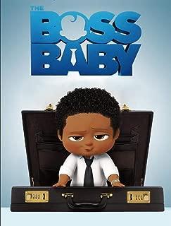 Photo Backdrops 5x7 BlackBoss Baby Backdropfor Baby Shower Vinyl Backgrounds Backdrop African Boy Tabletop Birthday Photographic Background Customized