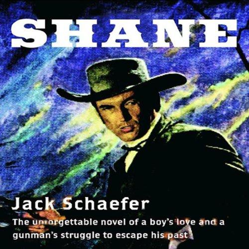 Shane  Audiolibri