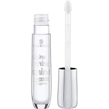 essence | 3-Pack Shine Shine Shine Lipgloss, Clear | High-Shine, Lightweight & Moisturizing Vegan Formula | Gluten Free & Paraben Free | Cruelty Free