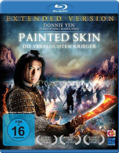 Painted Skin - Die verfluchten Krieger (Extended Version)[Blu-ray]