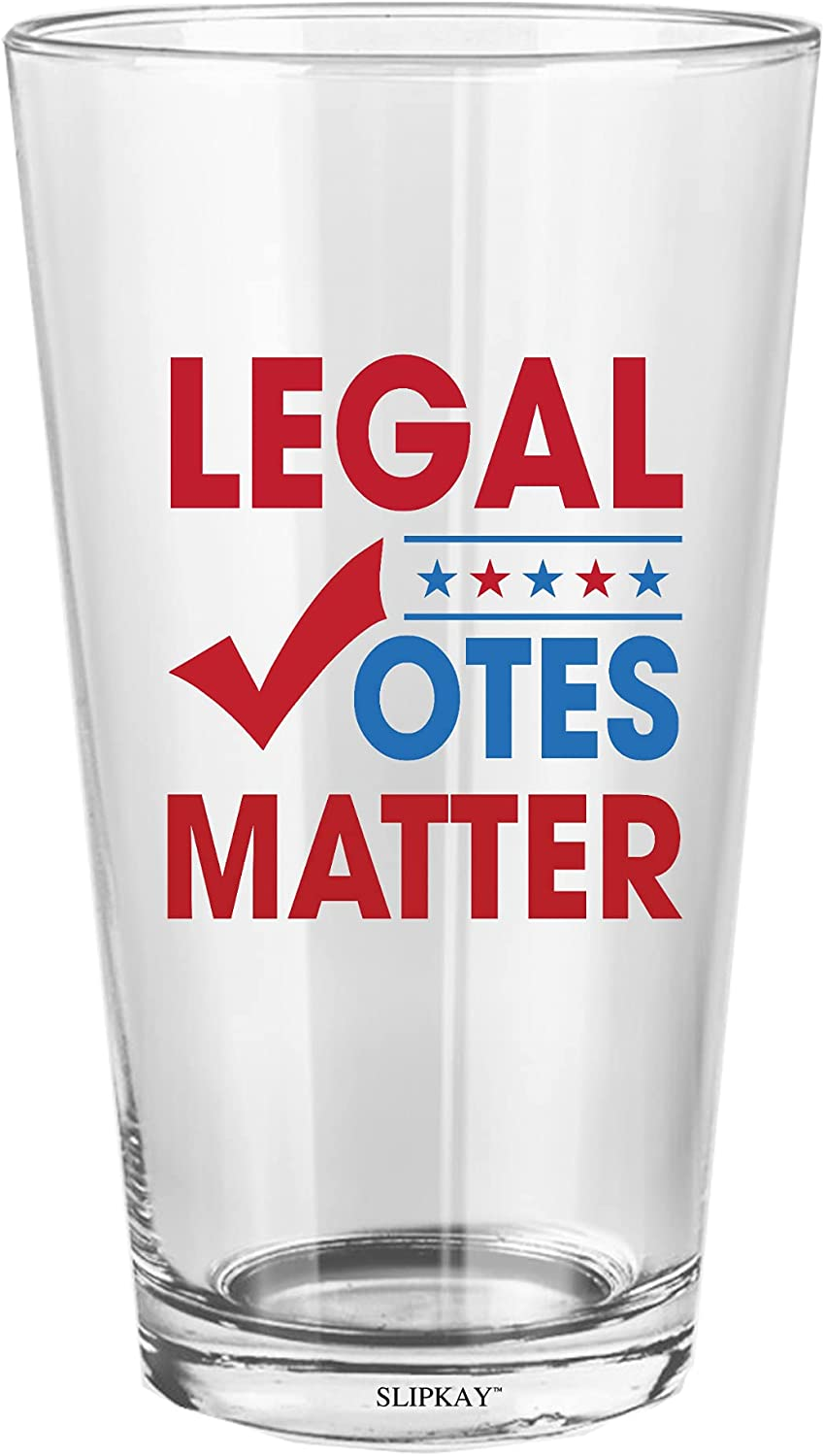 Legal Votes Matter 16 Glass Pint Ranking TOP20 NEW before selling Oz
