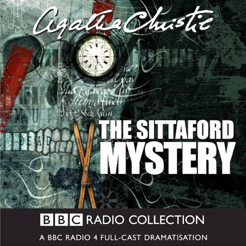 The Sittaford Mystery (Dramatised) audiobook cover art