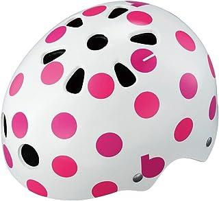 BRIDGESTONE(ブリヂストン) キッズヘルメット ドットピンク CHBK4652 B371580WP1