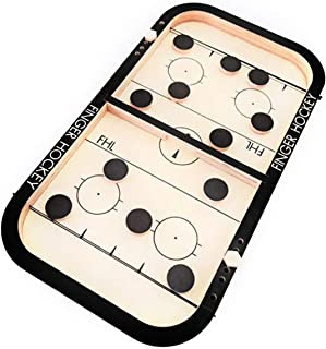 Fast Sling Puck Game, Interactive for Family Party Game - Tabletop Battle Game