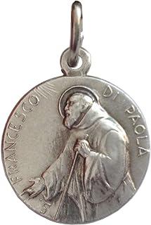 Medaglia di San Francesco da Paola - Le Medaglie dei Santi Patroni