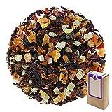 Núm. 1278: Té de frutas 'Ponche de invierno' - hojas sueltas - 250 g - GAIWAN® GERMANY - piña y papaya, manzana, hibisco, rosa mosqueta, pasas, rooibos