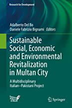 Sustainable Social, Economic and Environmental Revitalization in Multan City: A Multidisciplinary Italian–Pakistani Project (Research for Development)