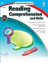 Carson-Dellosa Kelley Wingate Series Reading Comprehension and Skills Book - Common Core Edition, Grade 2, Ages 7 - 8