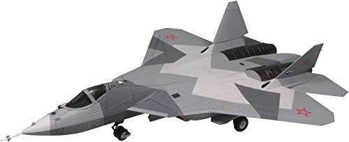 1 144 Russian Air Force prougeotype fighter PAK FA T-50 2 Unit (SN13) (japan import)