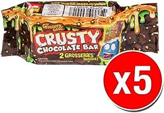 Grossery Gang Season 1 Surprise Packs Bundle of 5 by Moose Toys