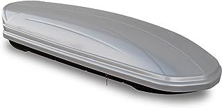 Menabo - Cofre de Techo Mania Grey 460L ABS Duo