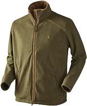 Harkila Sandhem Fleece Jacket Olive Green Melange