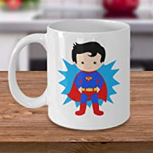 Daddy You39re Our SuperDad Superman Gift For Dad Christmas Made To Order Mug