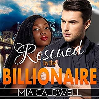 Rescued by the Billionaire cover art