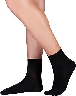 Knitido, Dr. Foot® Silver Protect | Calcetines cortos de dedos antimicrobianos