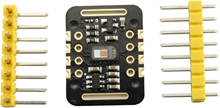 Magic&shell 1PC Heart Rate Sensor Module MAX30102 Puls Detection Blood Oxygen Concentration for Arduino STM32