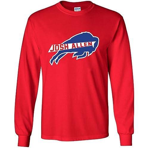 detailed look 22a64 e6f40 Josh Allen Shirts: Amazon.com