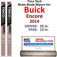 wiper blades for 2014 buick encore
