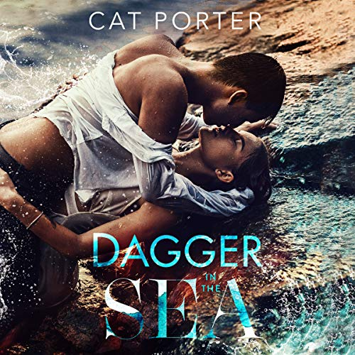 Dagger in the Sea audiobook cover art