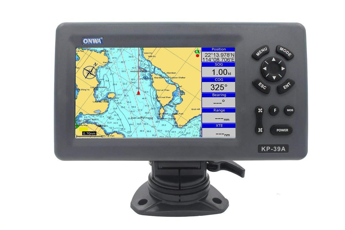 KP-39A GPS Chartplotter con transceptor de Clase B AIS: Amazon.es: Electrónica