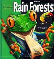 insiders/ビジュアル博物館 熱帯雨林 (図鑑)