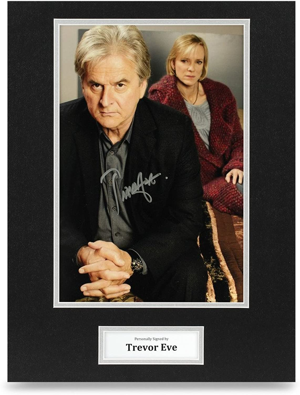 Trevor Eve Signed 16x12 Photo Waking The Dead Memorabilia Autograph Display COA