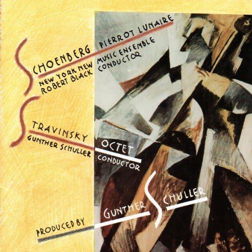 Robert Black, Gunther Schuller & The New York New Music Ensemble