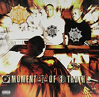 Moment Of Truth (3 LP Vinyl) by Gang Starr (B00V5STXCC) | Amazon price tracker / tracking, Amazon price history charts, Amazon price watches, Amazon price drop alerts