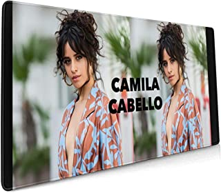 Camila Cabello Multipurpose Comfortable Slip Mousepad 15.8x35.5 Inch