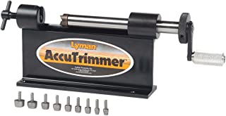 Lyman 7862210 Accutrimmer with 9 Pilot Multi Pack