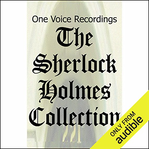 The Sherlock Holmes Collection audiobook cover art
