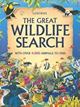 Best the great wildlife search usborne Reviews