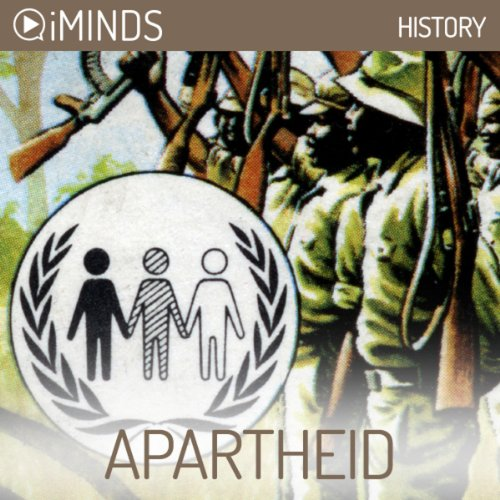 Apartheid audiobook cover art