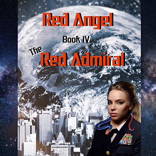 The Red Admiral audiobook cover art