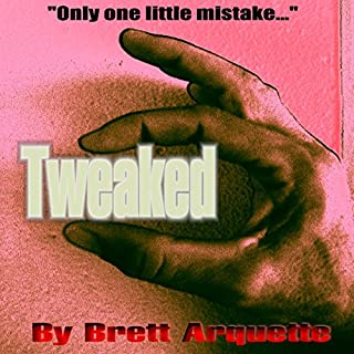 Tweaked audiobook cover art