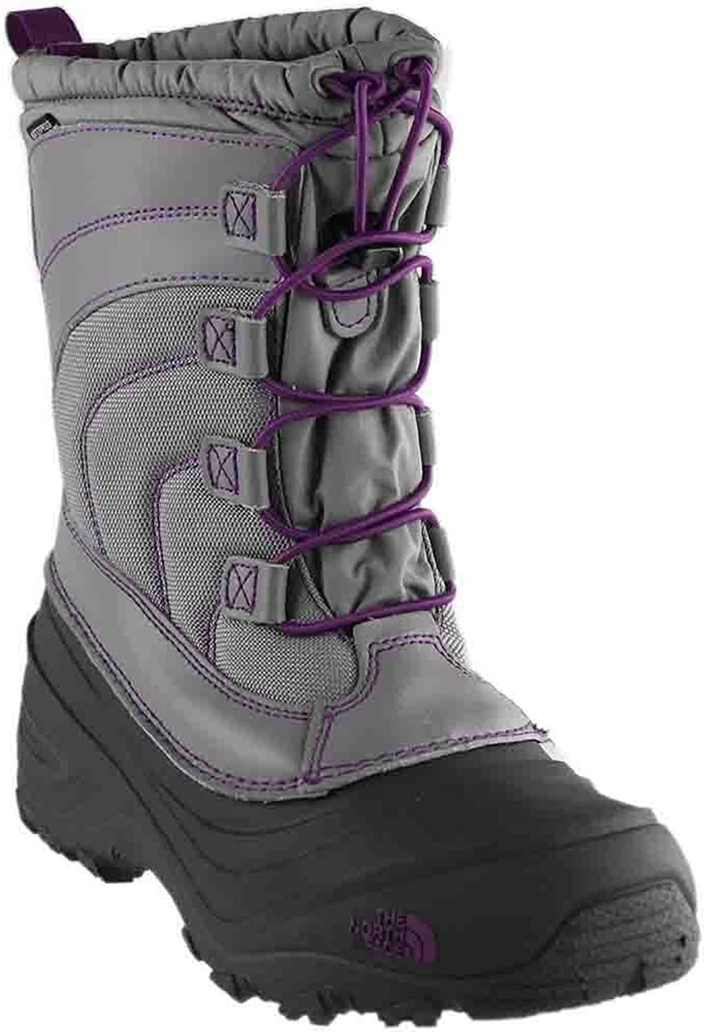 The North Face Big Boy's Alpenglow IV Boot