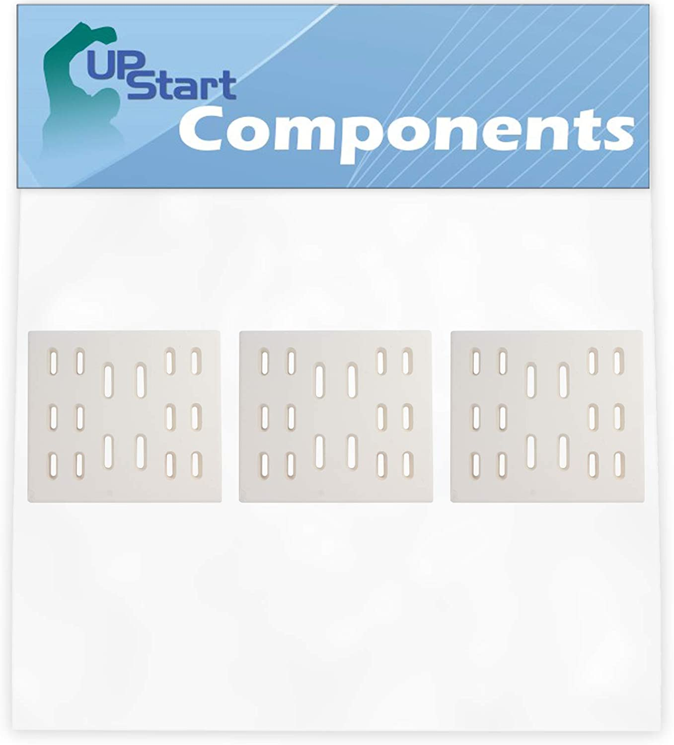 3-Pack favorite BBQ Grill Heat Shield Plate Parts Replacement for Tent Sale Special Price Ba