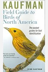 Kaufman Field Guide to Birds of North America Vinyl Bound
