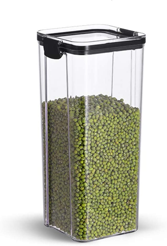 Lihuzmd 25% OFF Sealed Max 43% OFF Bottle Storage Tank Dry Dispenser Transparen Food
