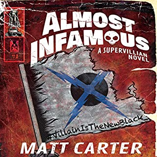 Almost Infamous cover art