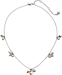Chic Elements Station Necklace