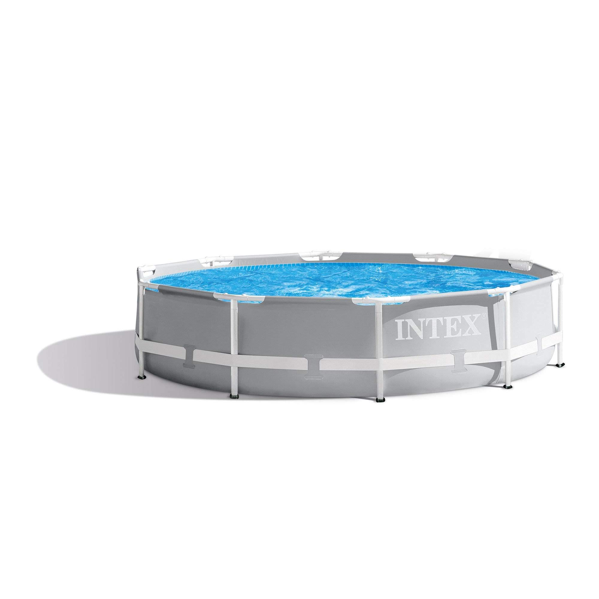 Intex Inches Prism Above Ground Swimming