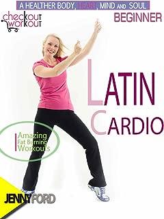Latin Cardio: Jenny Ford