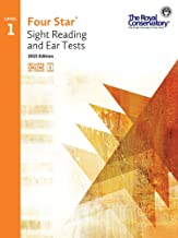 4S01 - Royal Conservatory Four Star Sight Reading and Ear Tests Level Level 1 Book 2015 Edition