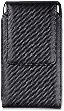 Jlyifan Vertical Executive Holster Belt Clip Pouch Case for LG V20 / LG 5X / X Power/Motoroal Moto M/Moto Z Play/Force/Google Pixel XL/HTC Bolt
