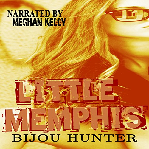 Little Memphis audiobook cover art