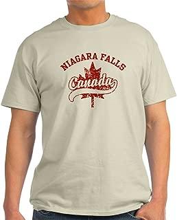 Niagara Falls Canada Light T-Shirt Cotton T-Shirt