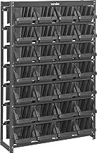 Estante Metálica 28/7, Com Gaveteiros Pretos, Modelo Prático, Vonder Vdo1920 Vonder