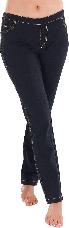 PajamaJeans Women's Skinny Stretch Knit Denim Jeans